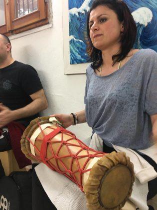 Laboratorio di Rumba y Batà con Alessandro Martignago
